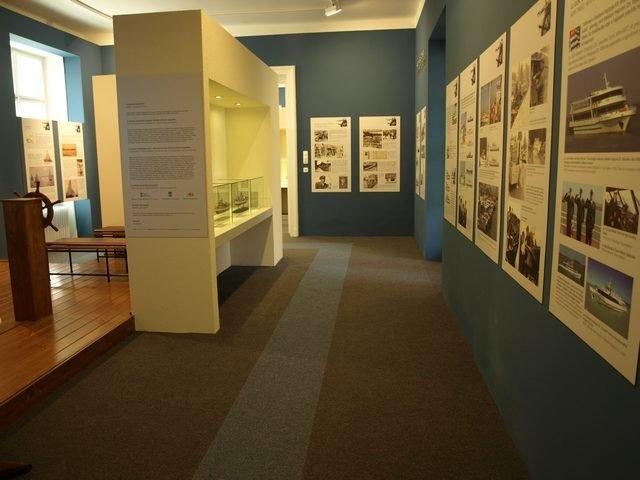 Balatoni Múzeum, Keszthely – Aranyhíd állandó kiállítás